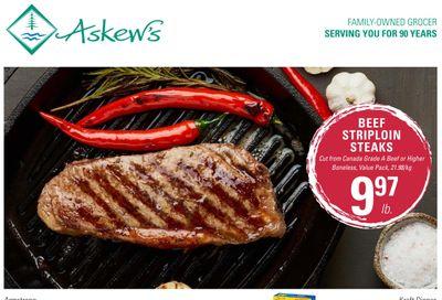 Askews Foods Flyer October 18 to 24