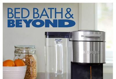Bed Bath & Beyond Weekly Ad Flyer October 14 to October 25