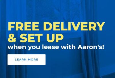 Aaron's Weekly Ad Flyer October 19 to October 26