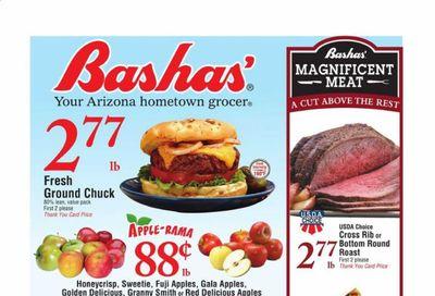 Bashas' (AZ) Weekly Ad Flyer October 21 to October 27