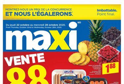 Maxi & Cie Flyer October 22 to 28
