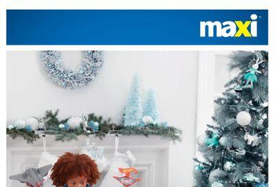Maxi & Cie Toys Flyer October 22 to November 4