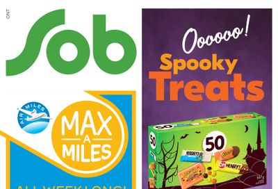 Sobeys (ON) Flyer October 22 to 28