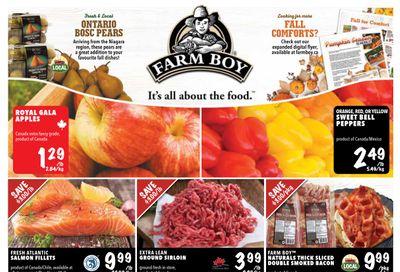 Farm Boy Flyer October 22 to 28