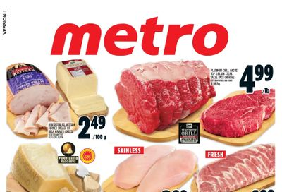 Metro (ON) Flyer October 22 to 28