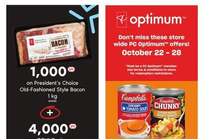 Loblaws (ON) Flyer October 22 to 28