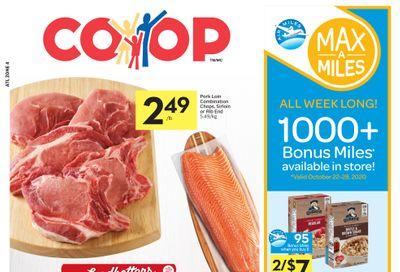 Foodland Co-op Flyer October 22 to 28