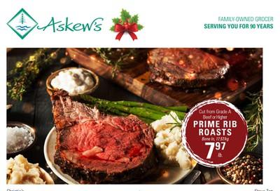 Askews Foods Flyer December 15 to 28