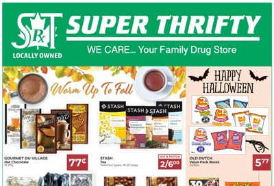 Super Thrifty Flyer October 21 to 31