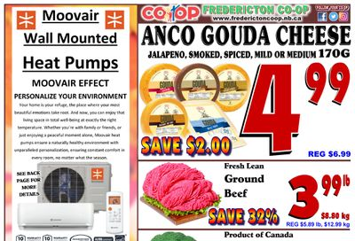 Fredericton Co-op Flyer October 22 to 28