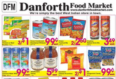 Danforth Food Market Flyer October 22 to 28