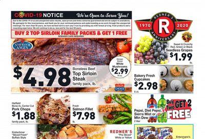 Redner's Markets Weekly Ad Flyer October 22 to October 28