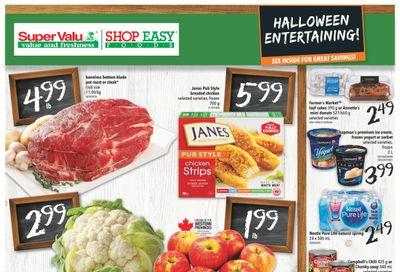 Shop Easy & SuperValu Flyer October 23 to 29