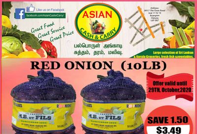 Asian Cash & Carry Flyer October 23 to 29