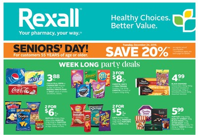 Rexall (ON) Flyer December 20 to 26