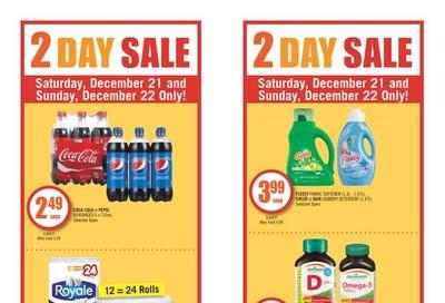 Shoppers Drug Mart (ON) Flyer December 21, 22 and 26