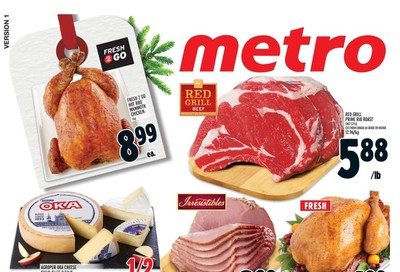Metro (ON) Flyer December 19 to 25