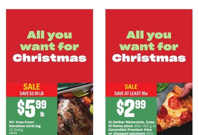 Loblaws (ON) Flyer December 19 to 25