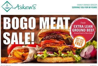 Askews Foods Flyer October 25 to 31
