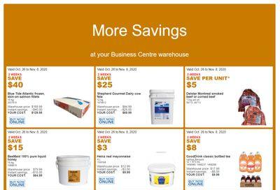 Costco Business Centre (Saint-Hubert, QC) Instant Savings Flyer October 26 to November 8