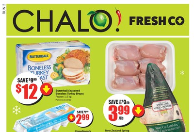Chalo! FreshCo (ON) Flyer December 19 to 25