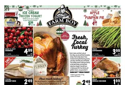 Farm Boy Flyer December 19 to 24