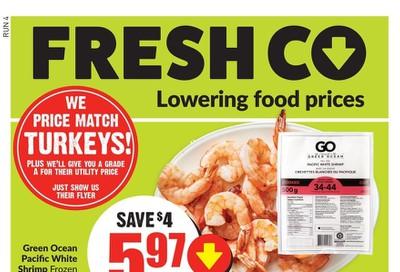 FreshCo (West) Flyer December 19 to 25