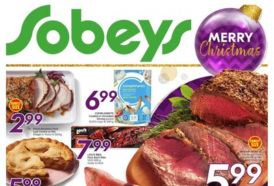 Sobeys (Atlantic) Flyer December 19 to 25