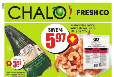 Chalo! FreshCo (West) Flyer December 19 to 25