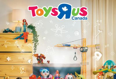Toys R Us The Big Book of Holiday Wonders October 26 to November 18