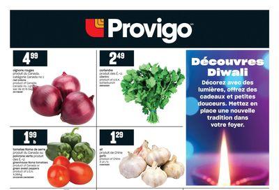 Provigo Diwali Flyer October 29 to November 18