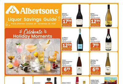 Albertsons Weekly Ad Flyer October 28 to November 26