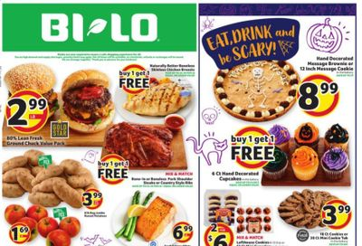 BI-LO Weekly Ad Flyer October 28 to November 3