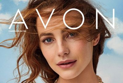 Avon Weekly Ad Flyer October 27 to November 9