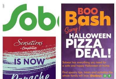 Sobeys (ON) Flyer October 29 to November 4