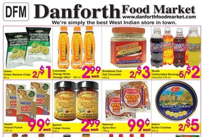 Danforth Food Market Flyer December 19 to 31
