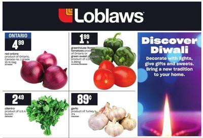 Loblaws (ON) Diwali Flyer October 29 to November 18
