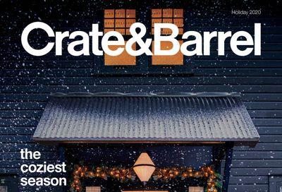 Crate & Barrel Weekly Ad Flyer October 28 to November 4