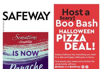 Sobeys (West) Flyer October 29 to November 4