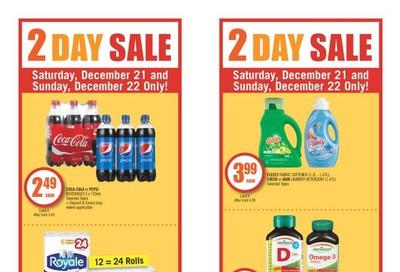 Shoppers Drug Mart (Atlantic) Flyer December 21, 22 and 26
