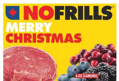 No Frills (West) Flyer December 20 to 25