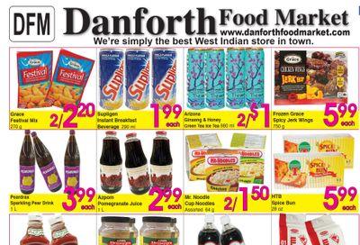 Danforth Food Market Flyer October 29 to November 4