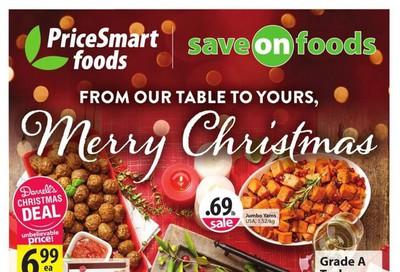 PriceSmart Foods Flyer December 19 to 26