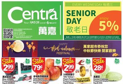 Centra Foods (Aurora) Flyer September 13 to 19