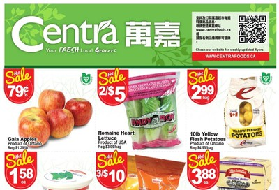 Centra Foods (North York) Flyer September 13 to 19
