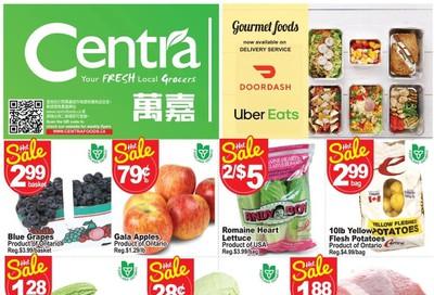 Centra Foods (Barrie) Flyer September 13 to 19