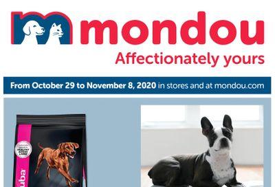 Mondou Flyer October 29 to November 8