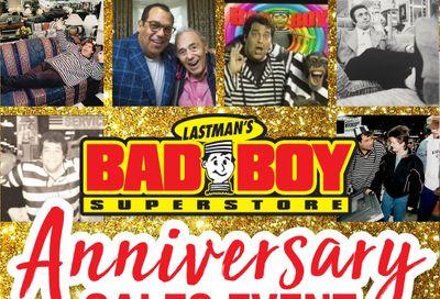 Lastman's Bad Boy Superstore Flyer October 22 to November 11