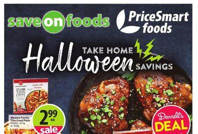 PriceSmart Foods Flyer October 29 to November 4