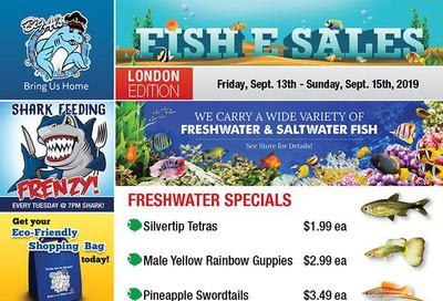 Big Al's (London) Weekend Specials September 13 to 15